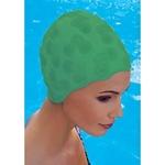 Купить Шапочка для плавания Fashy Moulded Cap 3100-00-60 резина купить недорого низкая цена