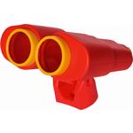 Купить Бинокль PERFETTO SPORT Капитан красный PS-319 купить недорого низкая цена