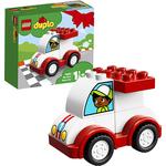 Конструктор Lego Дупло Мой первый гоночный автомобиль
