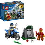 Конструктор Lego Город Погоня на внедорожниках