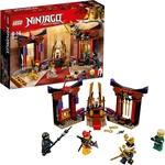 Конструктор Lego Ниндзяго Решающий бой в тронном зале