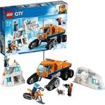 Конструктор Lego Город Арктическая экспедиция Грузовик ледовой разведки