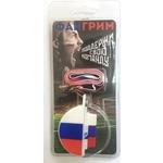Купить Грим для лица (триколор) в круглом флаконе (ES-0616) купить недорого низкая цена