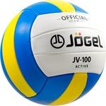 Купить Мяч JOGEL волейбольный JV-100 отзывы покупателей специалистов владельцев