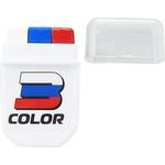 Купить Грим для лица болельщика 3 Color (бело-сине-красный) купить недорого низкая цена