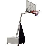 Купить Баскетбольная мобильная стойка DFC STAND56SG 143x80CM поликарбонат купить недорого низкая цена