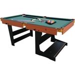 Купить Бильярдный стол DFC TRUST 6 складной купить недорого низкая цена