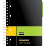 Бизнес-тетрадь Attache Selection SMARTBOOK А5 120л. линейка, жел-зел 272650