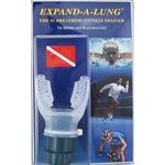 Купить Дыхательный тренажер Expand-A-Lung (100442) купить недорого низкая цена