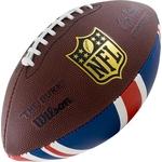 Купить Мяч для американского футбола Wilson NFL Team Logo WTF1748XBLGUJ купить недорого низкая цена
