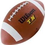 Купить Мяч для американского футбола Wilson TN Official Ball WTF1509XB купить недорого низкая цена