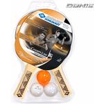 Купить Набор для настольного тенниса Donic CHAMPS 150 (2 ракетки, 3 мячика) купить недорого низкая цена