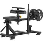 Купить Голень сидя Bronze Gym H-029 (черный) купить недорого низкая цена