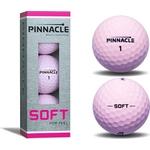 Купить Мяч для гольфа Pinnacle Soft (P6325S-BIL) 3шт купить недорого низкая цена