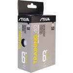 Купить Мяч для настольного тенниса Stiga Training ABS (1110-2610-06) 6 шт купить недорого низкая цена