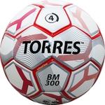 Купить Мяч футбольный Torres BM 300 F30744 р.4 купить недорого низкая цена