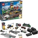 Конструктор Lego Город Товарный поезд (60198)