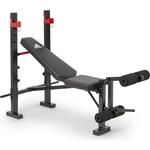 Купить Скамья тренировочная Adidas ADBE-10354 Red Sports купить недорого низкая цена