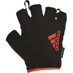 Купить Перчатки для фитнеса Adidas ADGB-12324RD Essential Gloves - Red/X купить недорого низкая цена