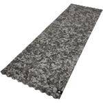 Купить Тренировочный коврик Adidas ADMT-13232GR Текстурированный (мат) серый камуфляж купить недорого низкая цена