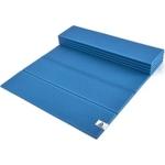 Купить Тренировочный коврик Reebok RAYG-11050BL (мат) для йоги, синий купить недорого низкая цена