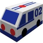 Купить Romana Фургон Полиция ДМФ-МК-01.23.03 купить недорого низкая цена