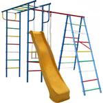 Купить Детский спортивный комплекс Вертикаль (А+П) дачный с горкой 3,0 м купить недорого низкая цена