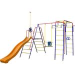 Купить Детский спортивный комплекс Пионер Морячок дачный с горкой купить недорого низкая цена