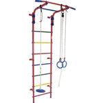 Купить Детский спортивный комплекс Формула здоровья Start 2 красный/радуга купить недорого низкая цена