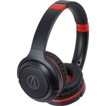 Наушники Audio-Technica ATH-S200BTB red