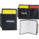 Купить Бумажник судейский для футбола Torres SS1155 купить недорого низкая цена