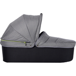 Люлька для коляски TFK QuickfiX Twin Tap DuoX Carrycot Quite Shade T-45-315