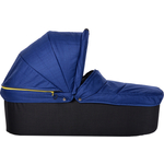 Люлька для коляски TFK QuickfiX Twin Tap DuoX Carrycot Twilight Blue T-45-333