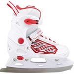 Купить Коньки ледовые раздвижные Action PW-030 р.33-36 купить недорого низкая цена
