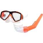Купить Набор для плавания Jia long da TX68675 маска и трубка ныряния купить недорого низкая цена