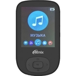 MP3 плеер Ritmix RF-5100BT 4Gb Black