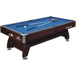 Купить Бильярдный стол DFC Vankuver 7 синее поле купить недорого низкая цена