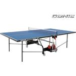 Купить Теннисный стол Donic OUTDOOR Roller 400 синий купить недорого низкая цена