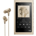 MP3 плеер Sony NW-A55HN gold