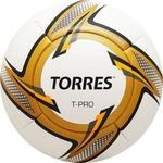 Купить Мяч футбольный Torres T-Pro F31899 р.5 купить недорого низкая цена