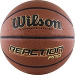 Купить Баскетбольный мяч Wilson Reaction PRO WTB10137XB07 р.7 купить недорого низкая цена