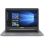"Ноутбук Asus Zenbook UX310UA-FB1102T (90NB0CJ1-M18500) grey 13.3"" (QHD+ i3-7100U/4Gb/256Gb SSD/W10)"