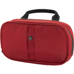 Несессер Victorinox Lifestyle Accessories 4.0 Overmight Essentials Kit, красный, 23x4x13 см
