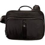 Сумка дорожная Victorinox Travel Companion, черная, 27x8x21 см, 4 л