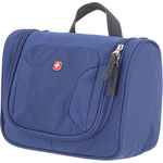 Несессер Wenger Toiletry Kit, синий, 27х11х22 см, 6 л