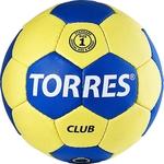 Купить Мяч гандбольный Torres Club H30041 р. 1 отзывы покупателей специалистов владельцев