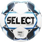 Купить Мяч футбольный Select Contra IMS 812310-102 р. 5 купить недорого низкая цена