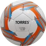 Купить Мяч футзальный Torres Futsal Club F31884 р. 4 отзывы покупателей специалистов владельцев