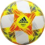 Купить Мяч для пляжного футбола Adidas Conext19 Praia DN8634 р. 5 сертификат FIFA Pro отзывы покупателей специалистов владельцев