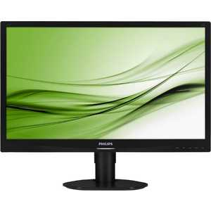 Монитор Philips 241S4LCB Black монитор philips 273v5lsb black